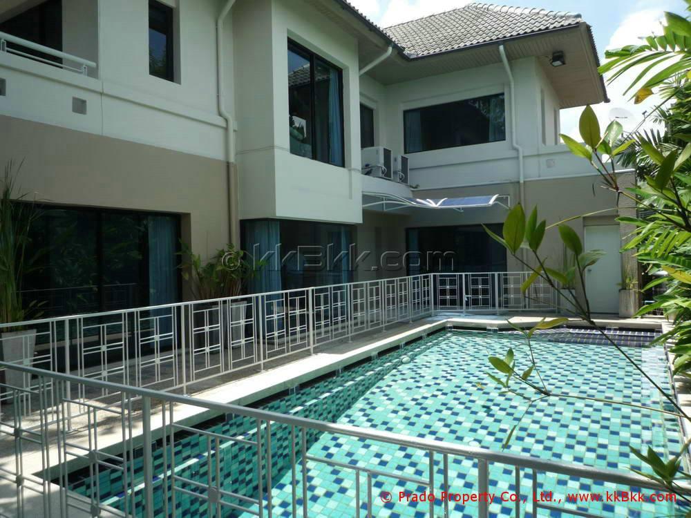 Www Kkbkk Com Property House For Rent In Nichada Thani
